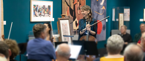 Music and Museum: The Bechtler Ensemble | Borodin and Schonberg