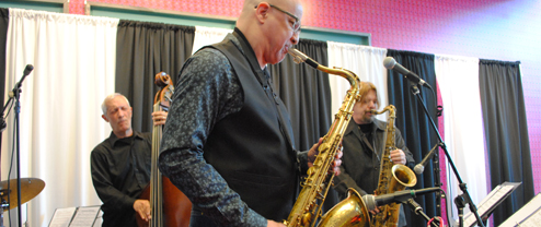 Jazz at the Bechtler: Smokin' Saxophones